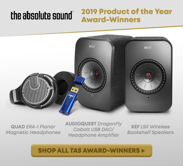 2019 Absolute Sound Product of the Year Awards