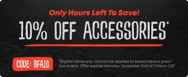 Black Friday Accessories Sale
