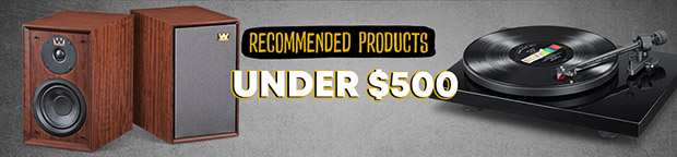 Recommended Gear Under $500