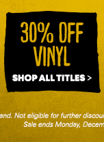 Clearance Music 30% Off