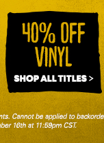 Clearance Music 40% Off