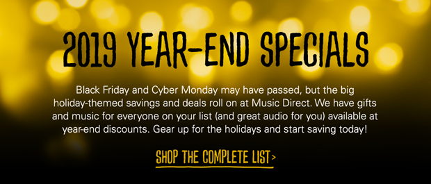 Year-End Specials