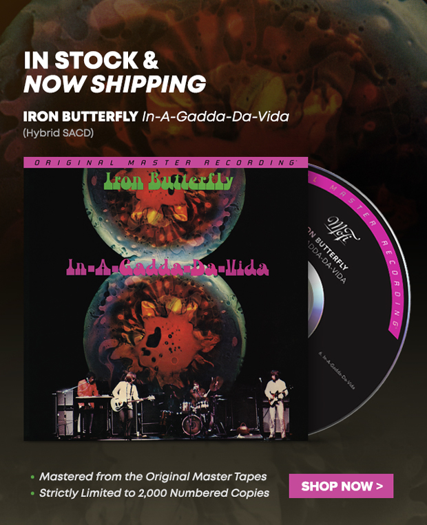 MoFi Iron Butterfly