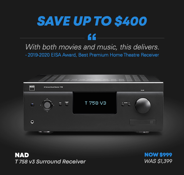 NAD Receivers 1