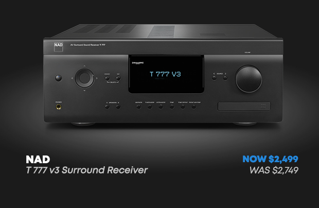 NAD Receivers 2