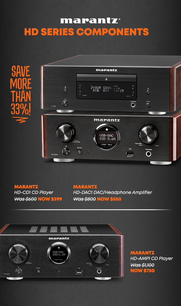Marantz HD Series Sale