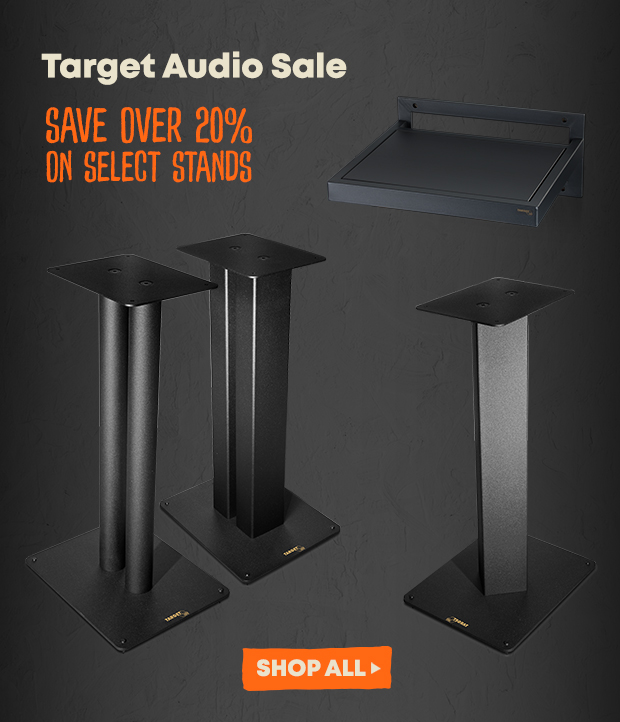Target Audio Sale
