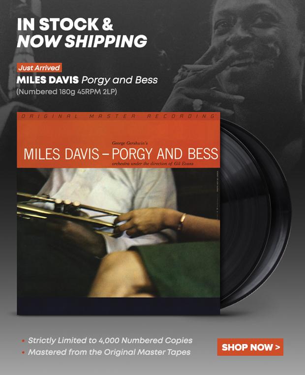 MoFi Porgy and Bess